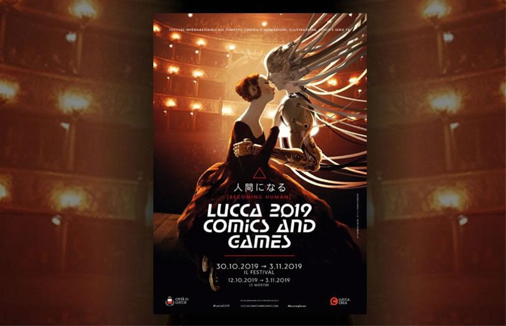 Lucca Comics 2019: E-Sports