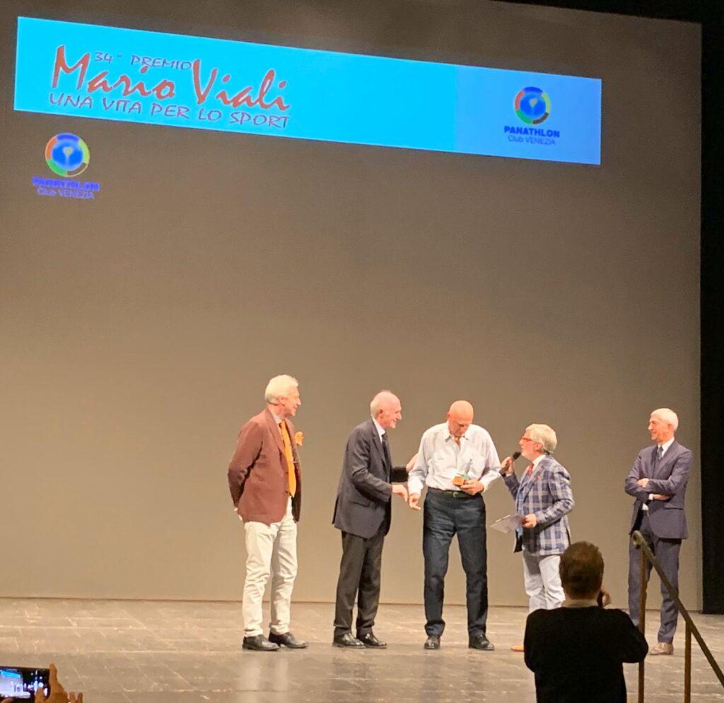 Premio panathlon Venezia 2019