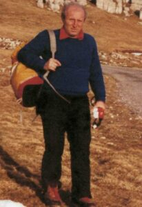 DOTTOR LIVINGSTONE? NO, FRANCO CHIEREGO: Medico, sub, alpinista, sciatore, maratoneta: irrequieto quanto basta