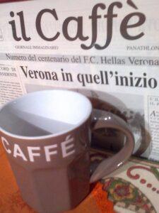 Il Caffè: Mater semper certa est, pater numquam