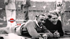 Berlino, Olympiastadion, 4 agosto 1936: LUZ LONG E JESSE OWENS AMICI PER SEMPRE