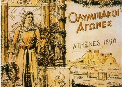 Verso Tokyo 2020 -                  Capitolo 4                            Atene 1896: I PRIMI STORICI CAMPIONI