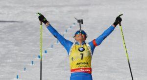 Mondiali Biathlon: DOROTHEA LA RAGAZZA D'ORO
