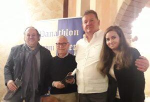 Confermato alla guida del club universitario LUCIANO ZERBINI PRESIDENTE DEL PANATHLON GIANNI BRERA