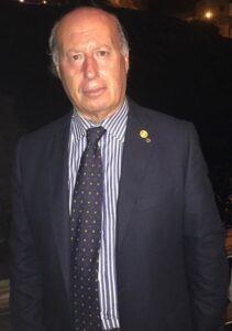 FRANCESCO SCHILLIRO', eletto Governatore dell'Area 11 Campania