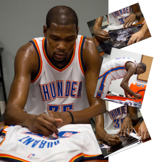 NBA, NIENTE AUTOGRAFI