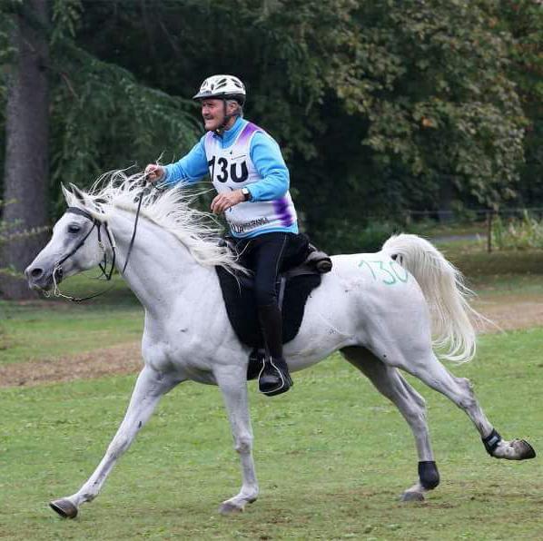 Gaetano Ambrosio, dalle falde del Vesuvio all'Olimpo dello sport...a cavallo