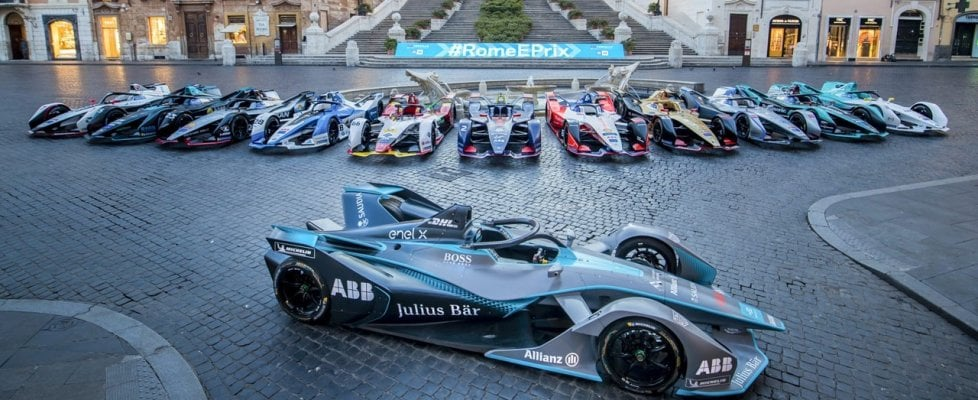 Formula E: il Gran Premio d'Italia si terrà a Roma fino al 2025