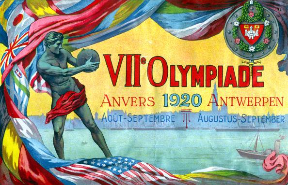 Olimpiadi Capitolo 14-2: Anversa 1920