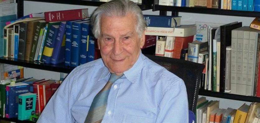 Antonio Spallino un Gentleman d'antan