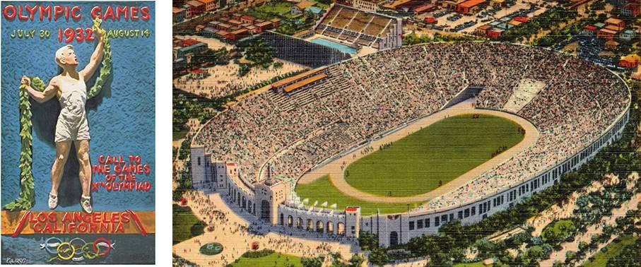 Olimpiadi Capitolo 21/2: 1932 Los Angeles