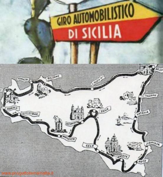 Il giro di Sicilia tra sicilianità e sicilitudine