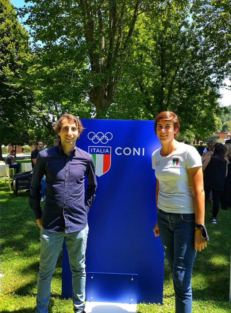 La nuova carriera di Raffaella Masciadri: un'atleta al servizio degli atleti e dello sport italiano