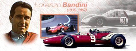 F1 Capitolo 19 - Muore Lorenzo Bandini al GP di Montecarlo