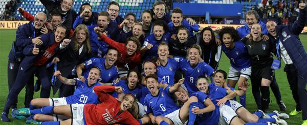 1968 - Nasce la Federazione Italiana Calcio Femminile