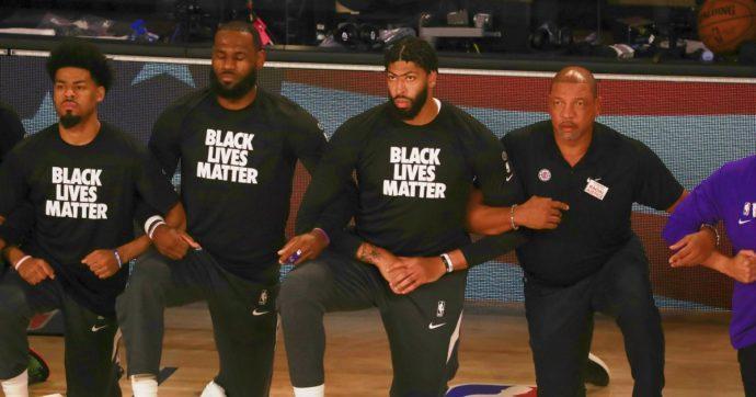 LA NBA SI FERMA PER PROTESTA