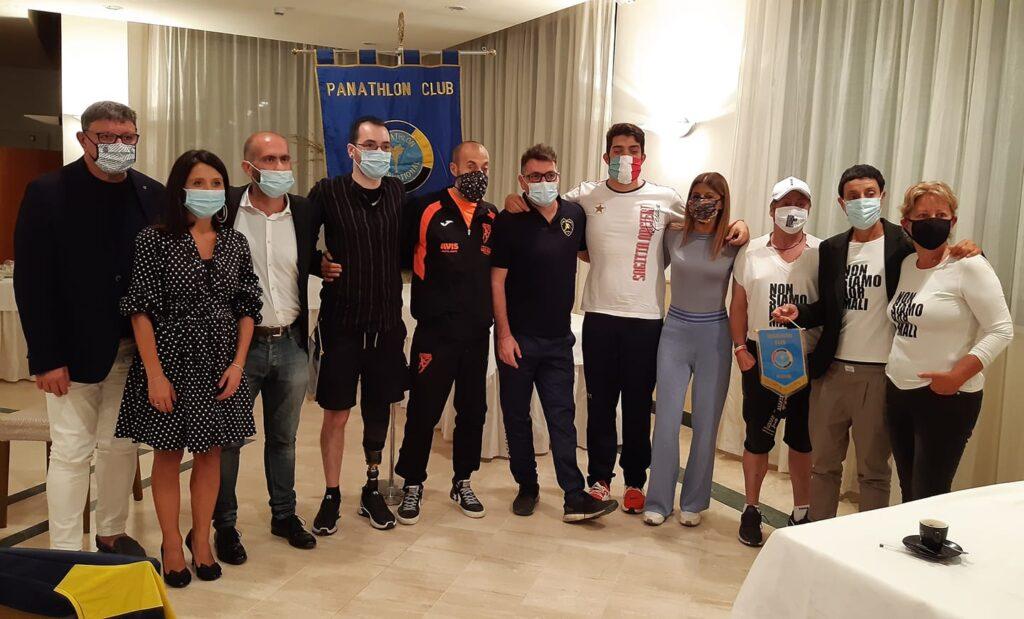 """""""Non siamo normali"""": il Panathlon Club Pesaro riparte dallo sport para(O)limpico"""