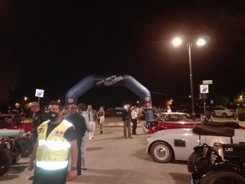 Ruote d'Oro: Gran Premio Nuvolari - 09.2020