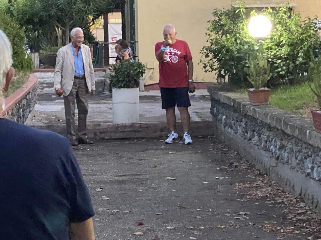 Ludis Iungit alla Canottieri Napoli