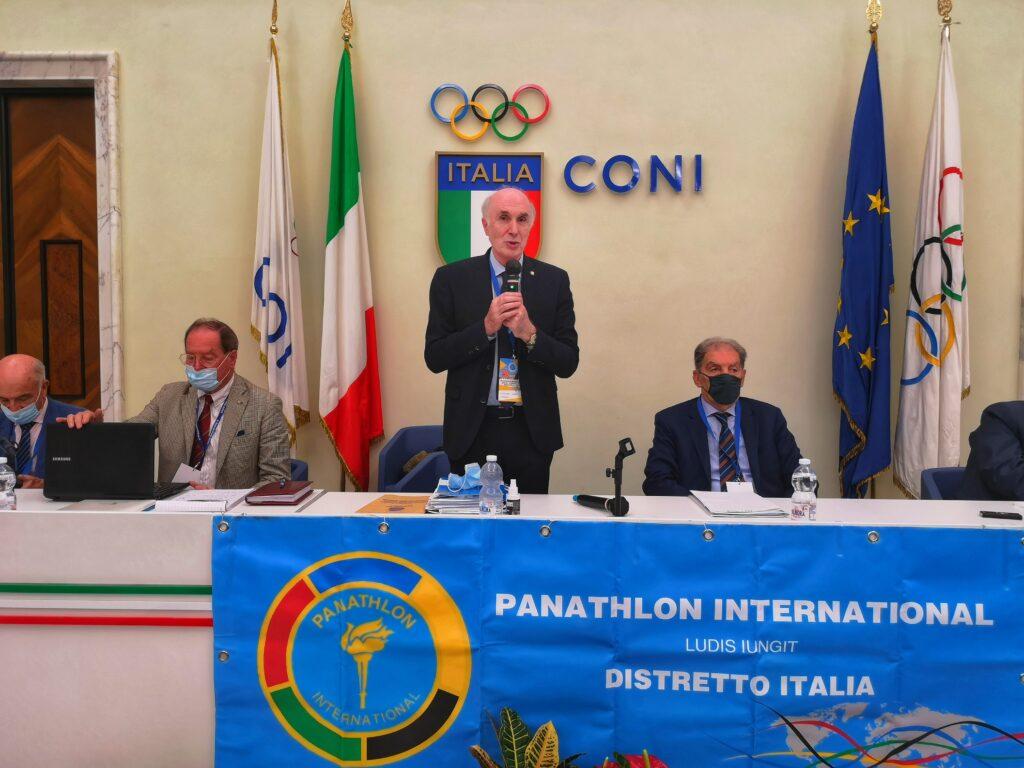 Il Panathlon una GRANDE FAMIGLIA