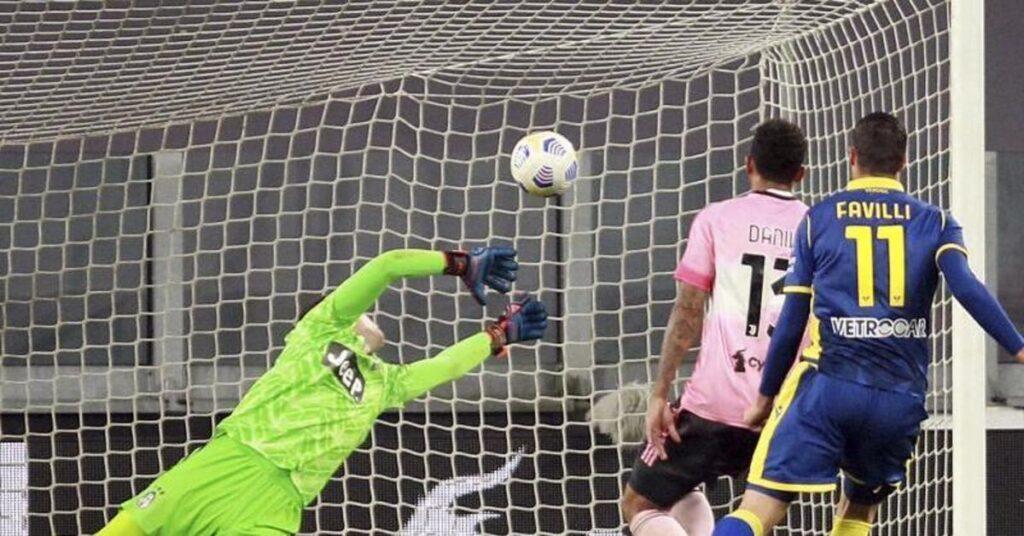ExtraTime: L'Hellas imbarazza la Juve