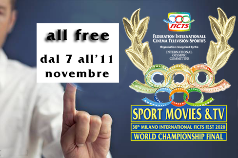 """SPORT MOVIES & TV 2020 – 38th Milano International FICTS Fest"""
