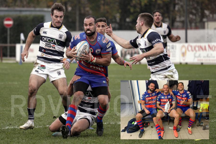 Rugby, un campionato tra quattro gatti