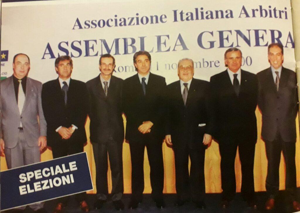 Tullio Lanese ha fatto rinascere l'AIA con la democratizzazione