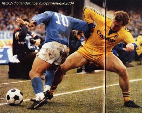 Maradona 3 nel ricordo di Tonino Raffa*