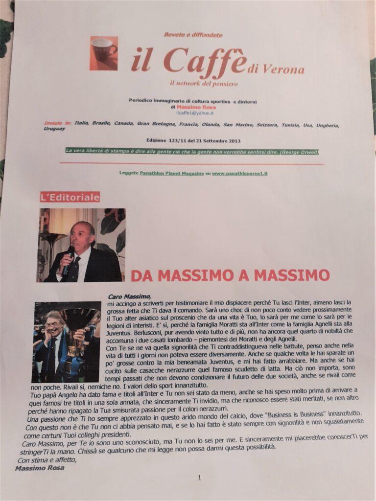 I rischi del Presidente, lo spiegherà Lucio Aricò (webinar 17.12.20)