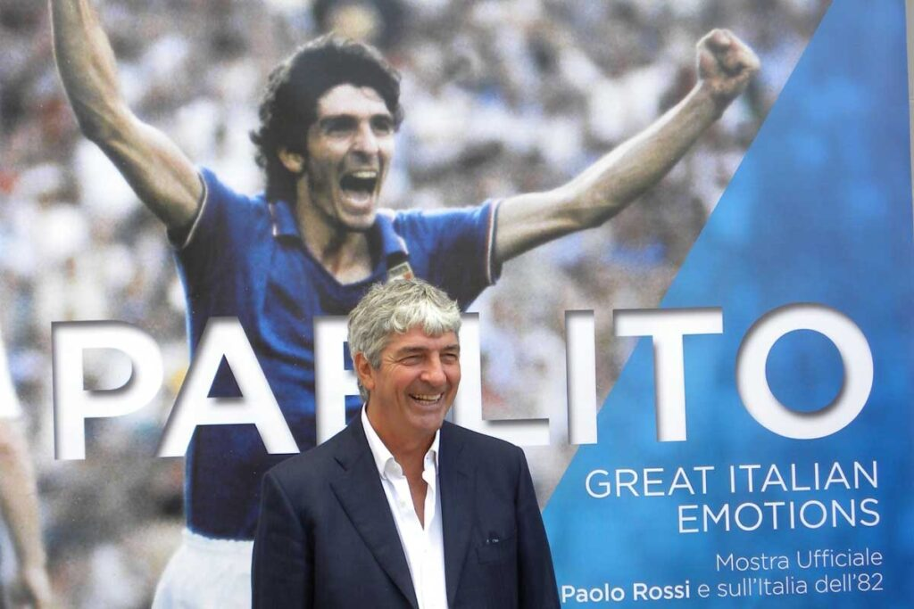 Paolo Rossi era un ragazzo come noi