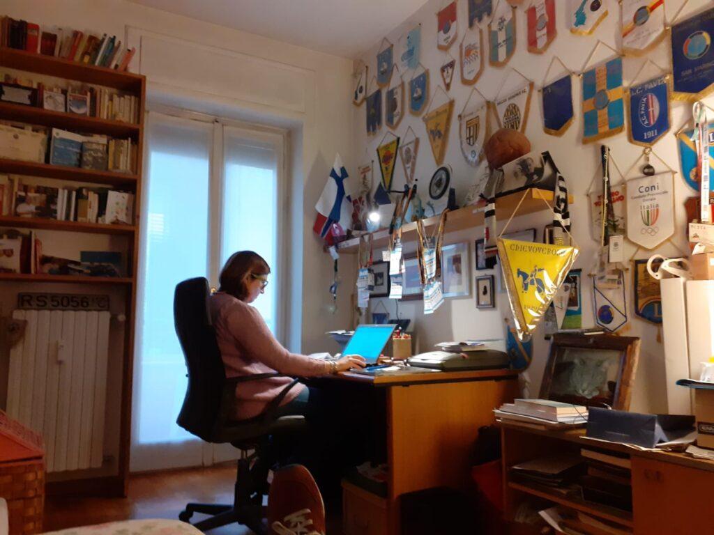 Un Angelo (Spagnuolo) nella nostra redazione