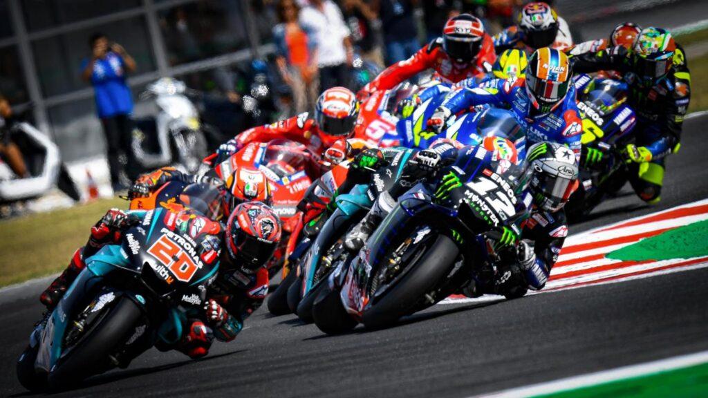 Le tappe del Campionato del Mondo MotoGP 2021
