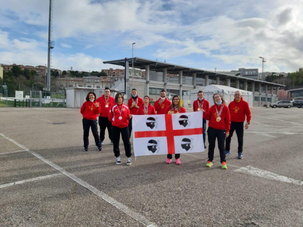 Gianmatteo Punzurudu concede il bis e torna con due ori ed un argento dai campionati italiani para(O)limpici di Ancona