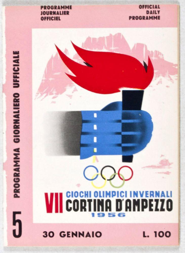 Le nostre Olimpiadi, Cortina 1956 - Roma 1960