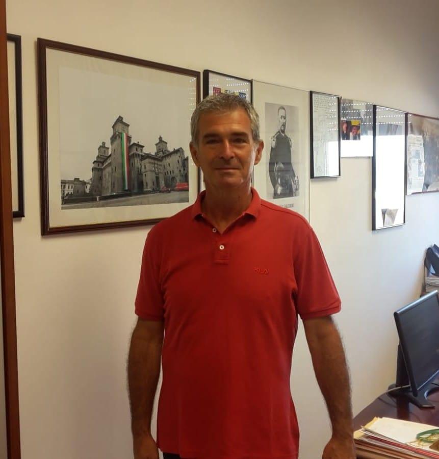 Ruggero Tosi è il nuovo delegato provinciale CONI di Ferrara