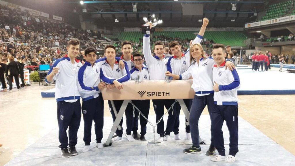 Gli atleti GOLD della Palestra Ginnastica Ferrara