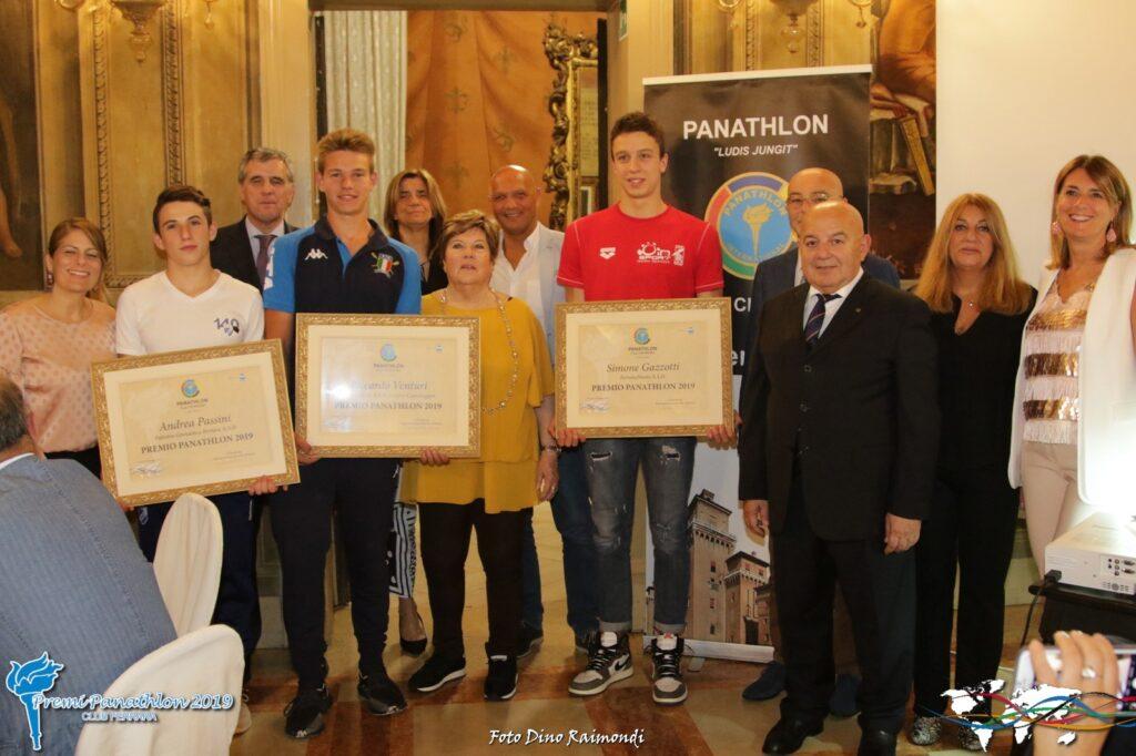 Premi Panathlon Club Ferrara - edizione 2021