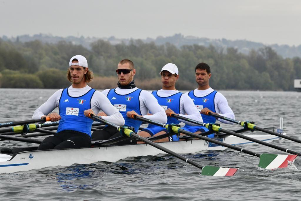 Canottaggio - Europeo Assoluto. L'Italremo in finale con 15 barche