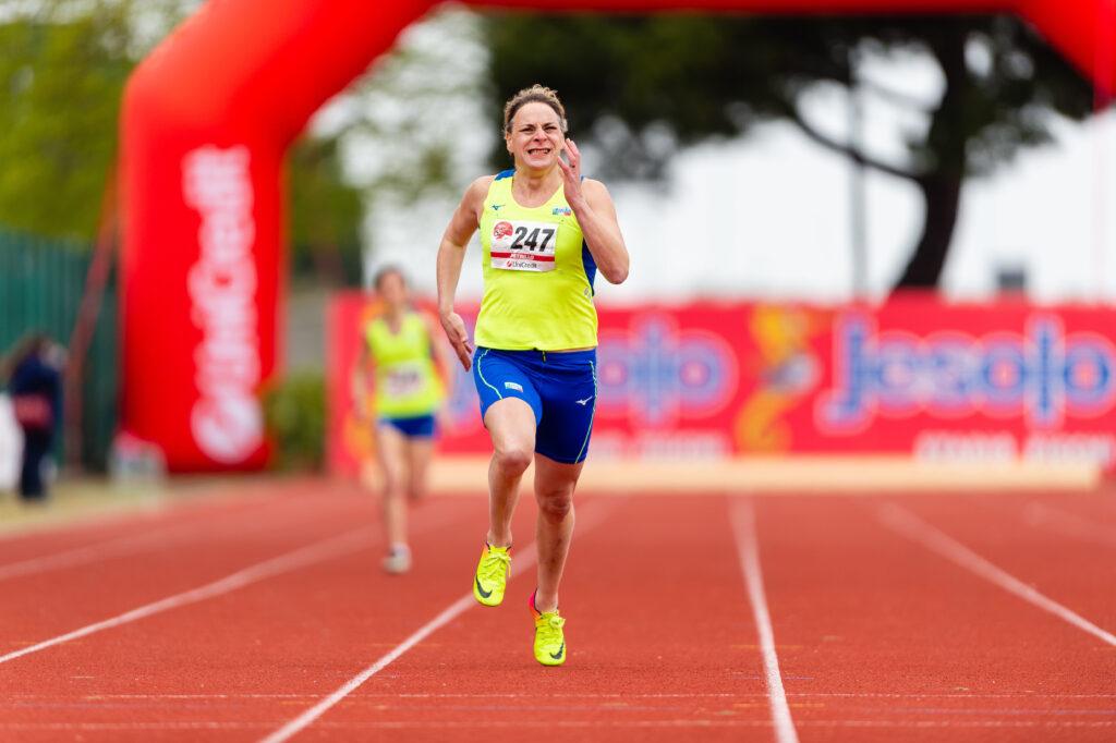 Atletica para(O)limpica: Valentina Petrillo record italiano nei 400