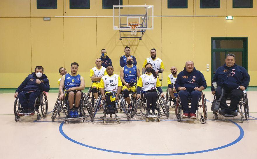 Lupiae Team Salento - Palermo match secco per un posto in SerieA