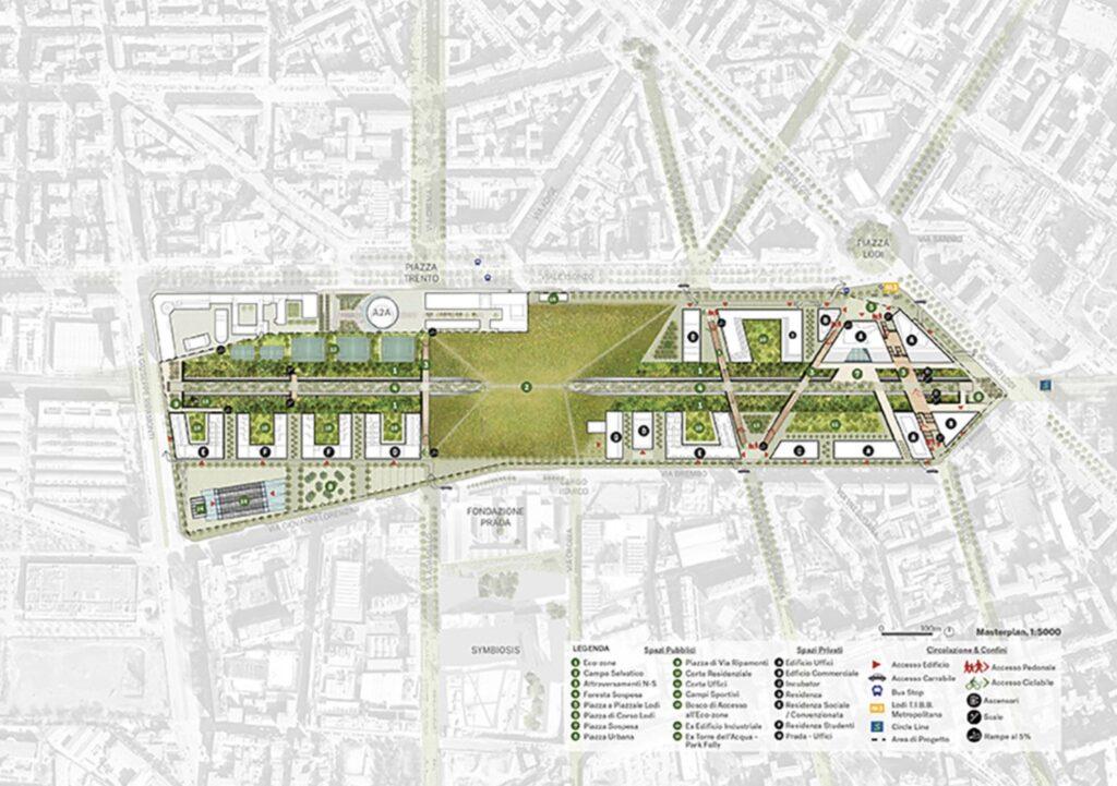 Milano fa un passo verso il 2026