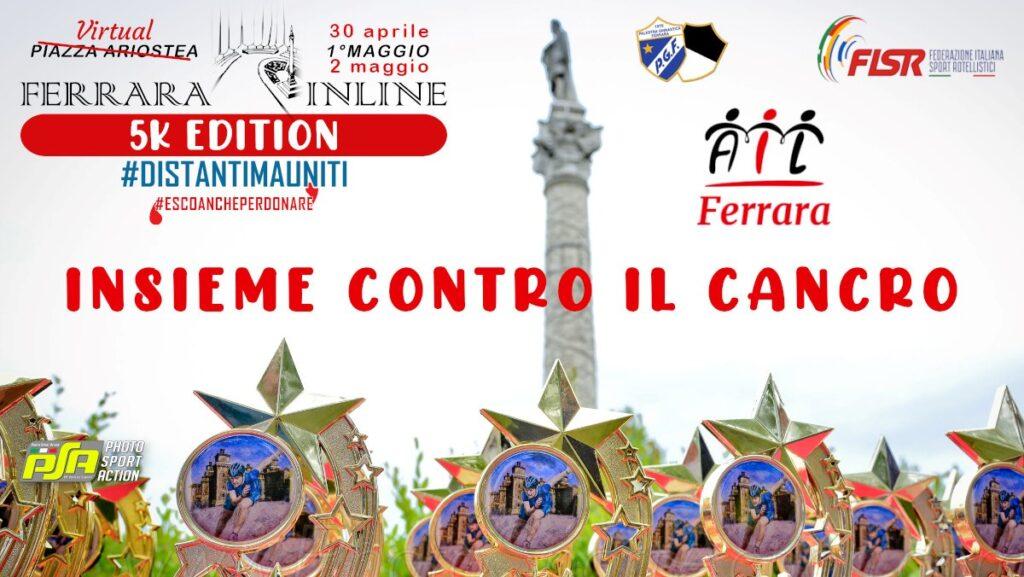 1°maggio Ferrara Inline 2021 – Virtual Edition 5K