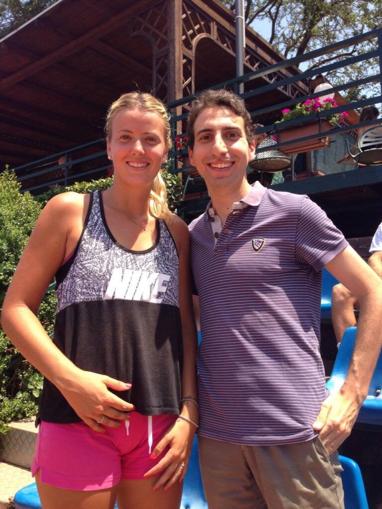 Maria Masini: una campionessa italiana di tennis e digital marketing