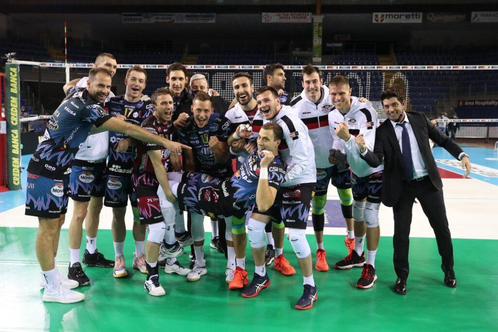 Tie break fatale, Perugia sbanca Civitanova...e sono pari