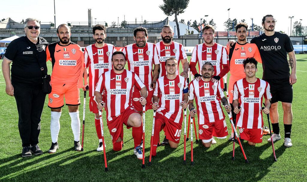 Serie A, corsa tris
