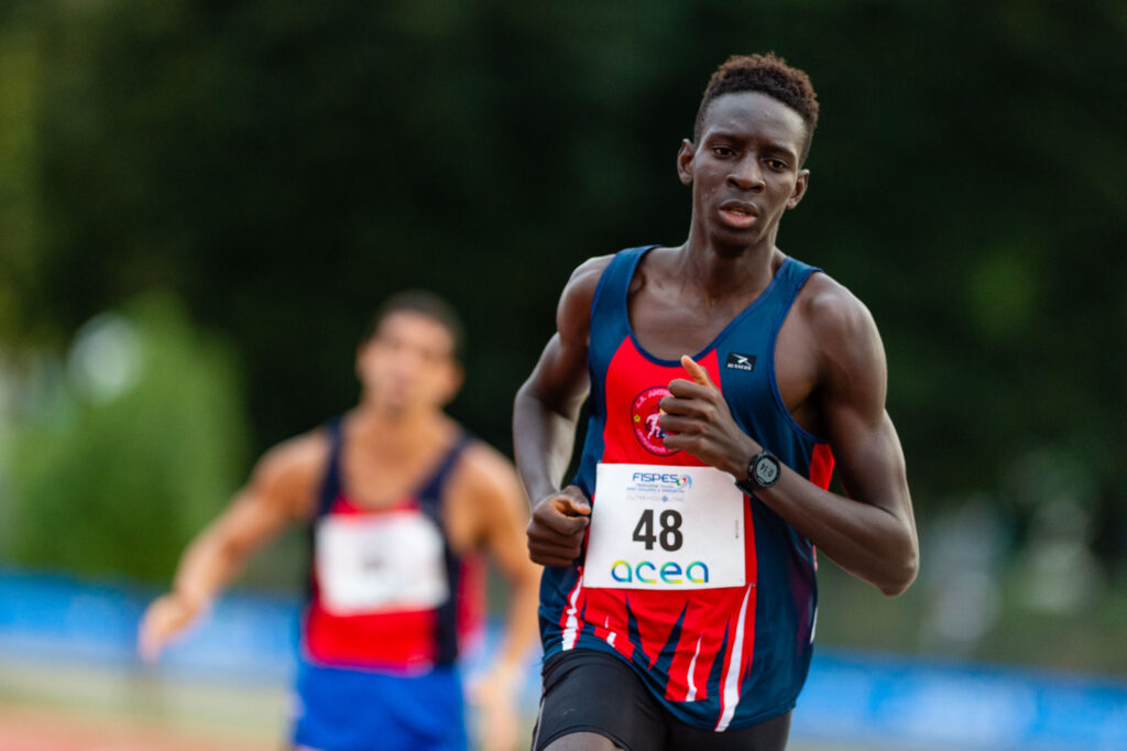 Atletica para(O)limpica: Societari, quattro record italiani nel weekend. Dieng 48.80 nei 400