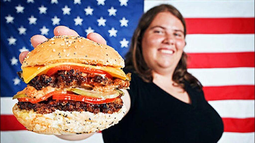 L'obesità a stelle e strisce