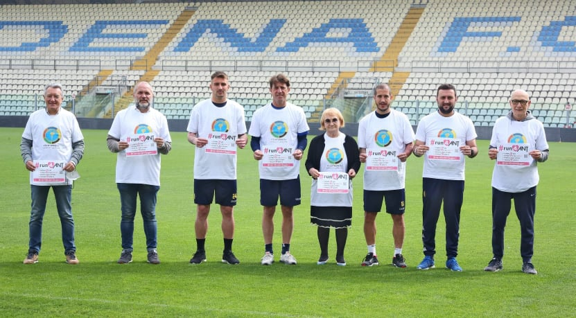Panathlon Modena al Run4ANT
