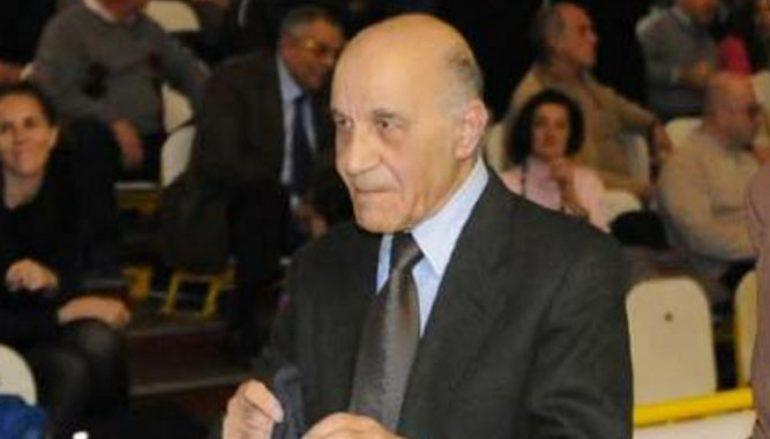Panathlon Reggio Calabria in lutto, è mancato Giuseppe Viola